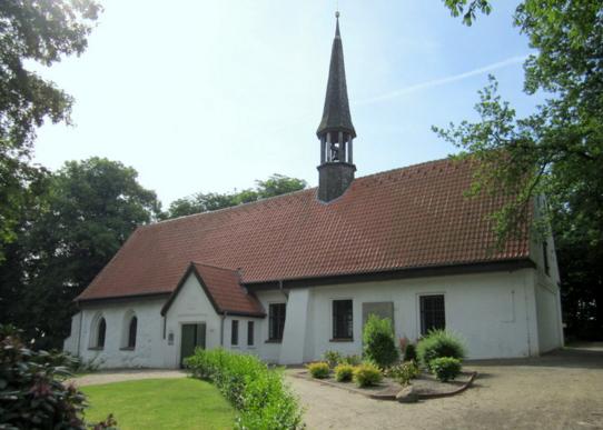 Kirche Dithmarschen